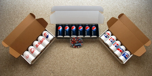 Unpacking the Pepsi 25